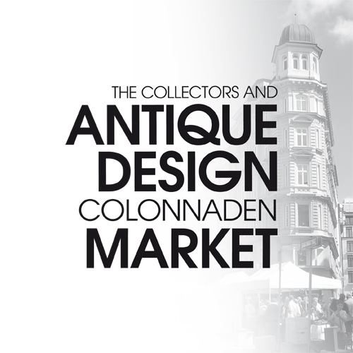 Colonnaden Antique Market